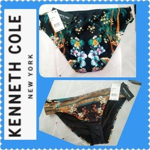 Nwt Kenneth Cole New York  bikini bottoms